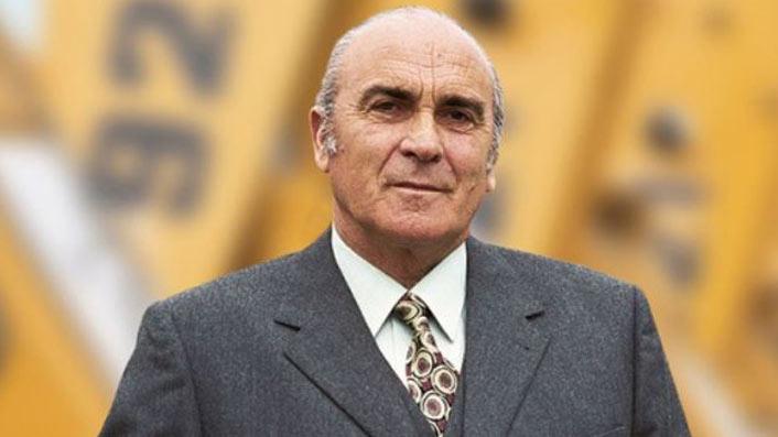 Ганс Либхерр - основатель компании